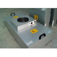 Buy cheap Medical Company Modular Fan Filter Unit FFU With High Efficiency HEPA / ULPA product