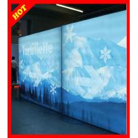 Buy cheap Eco solvent Front Printing Backlit Film product