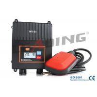 Buy cheap Black Enclosure Single Phase Submersible Motor Starter IP54 Protection Grade product