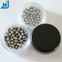 Buy cheap G10~G1000 60mm 2mm Whiskey Stainless Steel Balls Precision Steel Beads from wholesalers