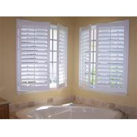 Buy cheap Outdoor Waterproof PVC Plantation Shutters Hight Weighted Sliding Door Protect Privacy from wholesalers