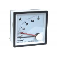 Buy cheap Maximum Demand Analogue Panel Meters , Accuracy Class 3.0 Ammeter from wholesalers