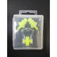 Buy cheap Eco -  Friendly Comfortable Wireless ear and nose plugs for swimming Sports from wholesalers