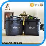 6 bottles and cans pack cooler bag