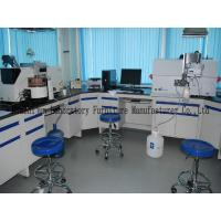 Buy cheap Solid Countertops Lab Tables And Furnitures Steel Structure For Science Experiments from wholesalers