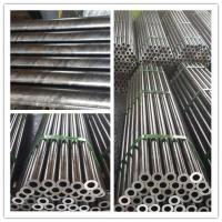 Buy cheap High Strength Cold Rolled Seamless Steel Pipe Black Finish For Automotive Pipeline System from wholesalers