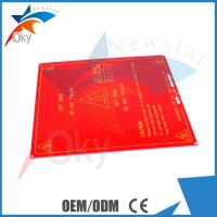 Buy cheap RepRap Mendel 3D Printer Kits 2 Layer PCB Heatbed MK2 With ROHS Approval from wholesalers
