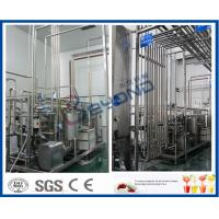 Buy cheap Automated Manufacturing Systems Beverage Processing Equipment With Beverage Filling Line from wholesalers