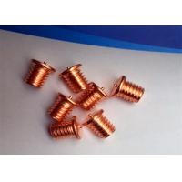 Buy cheap Capacitor Discharge Flanged Stud Welder Pins With Thread Or No Thread  Fastening from wholesalers