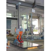 Buy cheap Drop Height 200cm Packaging Drop Test Machine , Free Fall Drop Test Equipment from wholesalers