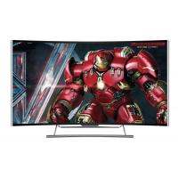 Buy cheap Narrow bezel 55  Curved LED TV , LG uhd curved tv 3840x2160 Resolution from wholesalers