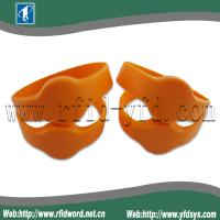 Buy cheap TK4100 Silicone RFID Wristband Tag  Suitable for High Humidity Environment from wholesalers