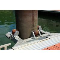 Buy cheap Painting Finish Piles Floating Dock Marine Grade Aluminum Alloy 6061 from wholesalers