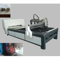 Buy cheap Multi-function CNC plasma cutting machine and punching machine from wholesalers