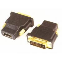 Buy cheap Quick Connect HDMI Converter Adapter , Dvi Male To Hdmi Female Converter Adapter from wholesalers