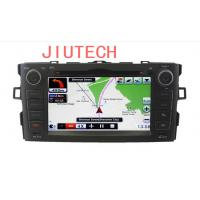 Buy cheap Car Stereo for Toyota Auris 2012+ GPS Navigation Autoradio Multimedia Headunit Satnav from wholesalers