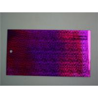 Buy cheap Self Adhesive Seal Holographic Bubble Mailers Red 7.25X12 #1 PVC Outside Materials from wholesalers