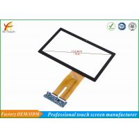Waterproof 11.6 Inch Capacitive Touch Screen Panel For Cash Register