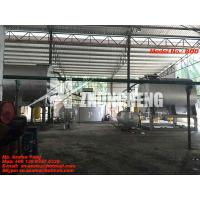 Buy cheap Series BOD Waste Oil Distillation & Converting System for Base Oil from wholesalers