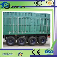 Buy cheap Hot sale 40tons semi trailer truck in low price from wholesalers