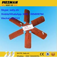 Buy cheap brand new  fan blade ,  C16DB-1N3586, shangchai engine parts  for diesel shangchai C6121 engine from wholesalers