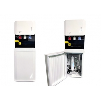 Buy cheap POU Water Dispenser 105L-XG with UV sterilizer and Active carbon Water Filter from wholesalers