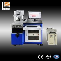 Buy cheap Electronic Products T - Shirt UV Laser Marking Machine Graphic Surface from wholesalers