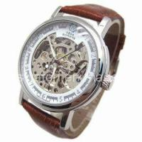 Buy cheap Rose Gold Automatic Mechanical Men Watch (ARS03-1082) from wholesalers