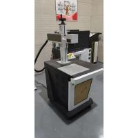 Buy cheap Electronic Elements Fiber Laser Marking Machine With CE Certification from wholesalers