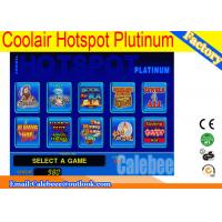 Buy cheap New Game Slot Machines Coolair Hotspot Plutinum Gaminator Game Board from wholesalers
