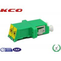 Buy cheap Dual Chanel Duplex Fiber Optic Connector Adapters LC/APC LC/UPC LC/PC Type from wholesalers