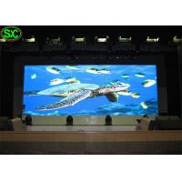 Buy cheap SMD Super Thin P3 Indoor Rental LED Display Full Color Die Casting Aluminum from wholesalers