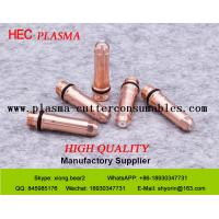 Buy cheap Plasma Silver Face Electrode 220435-S For HPR260 Plasma Torch Consumables , Hypertherm Torch Accessories from wholesalers