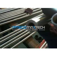 TP317L Stainless Steel Seamless Tube , BA Tube ISO 9001 / PED
