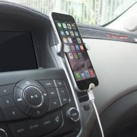 Buy cheap Clamp Triangular Smartphone Mobile Phone Holder Car Air Vent Mount Easy To Install product