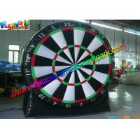 Buy cheap Inflatable Sports Games Air Shooting /  Target Inflatable Dart Board With PVC from wholesalers