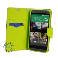 Buy cheap Slim folio leather mobile phone case for HTC m8,various colors available from wholesalers