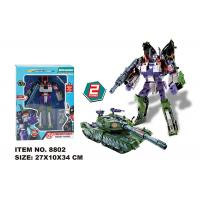 Buy cheap 2 In 1 Transformers Characters Toys , Kids Transformers Vehicles Robot from wholesalers