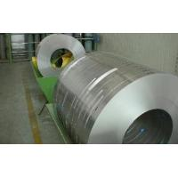 50 Z60 - Z275 Galvanised Steel Sheet In Coil , Hot Dipped Gi Steel Coil DXD51 DXD52 490