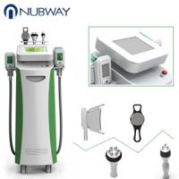 Buy cheap Fat Freezing Cryolipolysis Body Slimming Machine Vacuum Cavitation System RF Skin tightening machine from wholesalers
