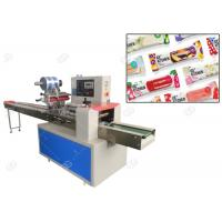 Buy cheap Automatic Food Packing Machine Ice Cream And Popsicle Packaging Machine from wholesalers