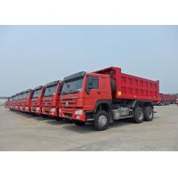 Buy cheap SINOTRUK , HOWO , 6x4 ,DUMP , TRUCK ,12 Wheeler  With 30m³ Cubage Capacity For Mining from wholesalers