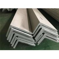 Buy cheap Welded Stainless Steel Profiles Angle Bar 316 316L 150*150*5mm Hot Rolled Cold Rolled from wholesalers