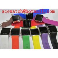 Buy cheap Promotional gift Led silicone bracelet wrist watch 2011 new from wholesalers