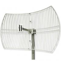 Buy cheap 2.6G Wimax Parabolic Grid Antenna With 24DBI High Gain product