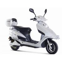 Buy cheap High Speed longer body electric motor scooter bicycle / women E bike with Pedals from wholesalers
