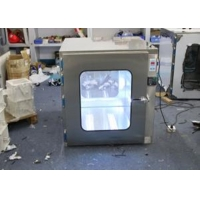 Buy cheap Sterilization Cleanroom Pass Box 304 Stainless Steel For Food Industry product