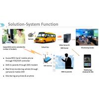 Buy cheap GPS positioning and 3G/4G school bus security management system Real time SMS smart phone tracking product