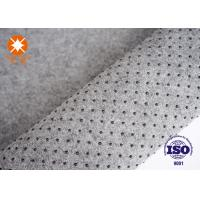 Buy cheap Grey / Green / White / Black Color Non Woven Material Shrink Resistant from wholesalers