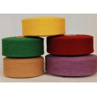 Buy cheap Semi Combed Cotton Yarn Socks 7S Dope Dyed OE Cotton Knitting Yarn Open End from wholesalers